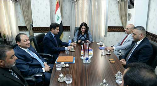 The General Secretariat of the Council of Ministers conducts field visits to a number of ministries to emphasize the importance of evaluating institutional performance 2018-11-22-03