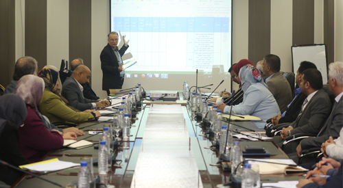 Workshop to explain the mechanism of preparing the government program 2018-11-25